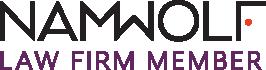 NAMWOLF Law Firm Badgeweb